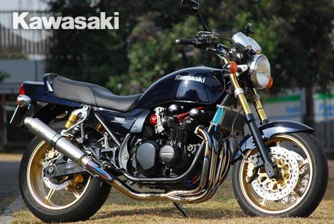 KAWASAKI ZEPHYR750 - koyama
