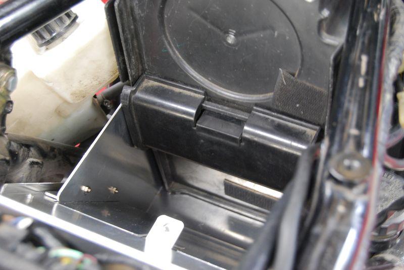 Bagus!一体式フェンダーレスキットZRX1100/1200-'08